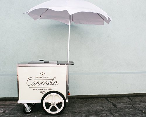 Catering Cart Small