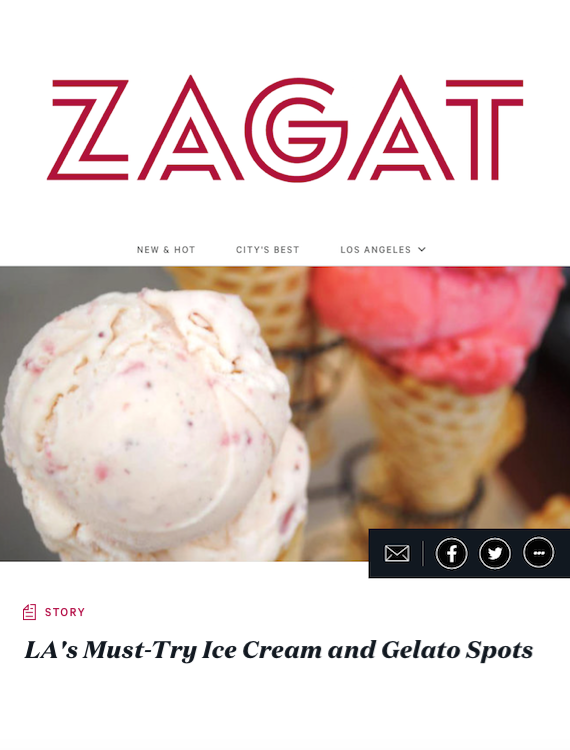 Zagat Las Must Try