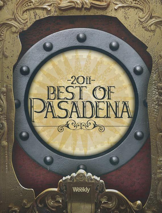 Carmela Pasadena 2011 Cover