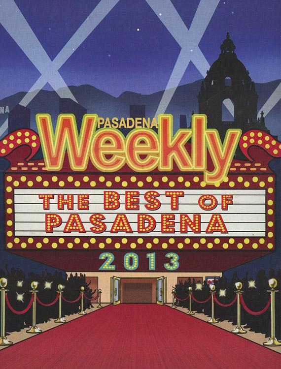 Carmela Pasadena 2013 Cover