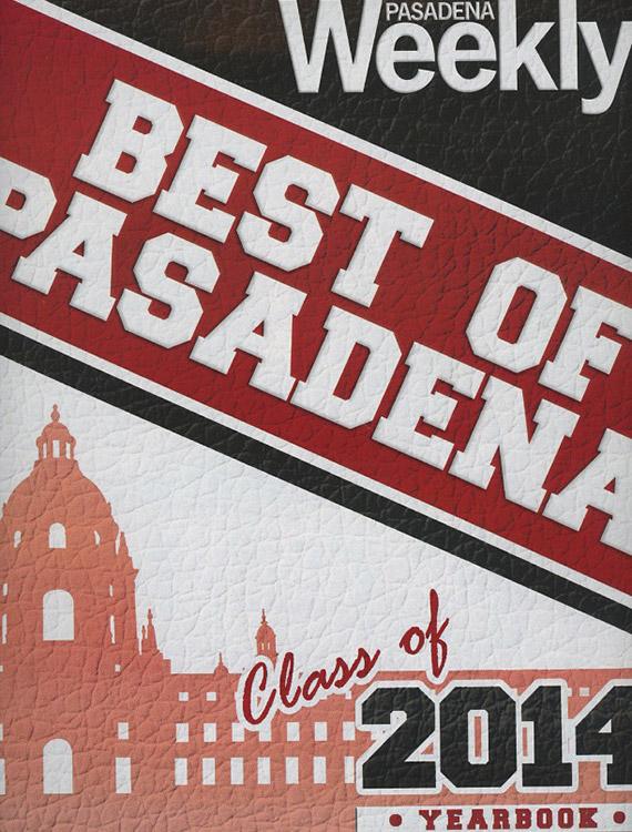 Carmela Pasadena 2014 Cover