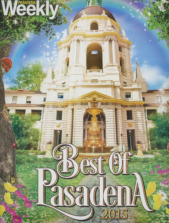 Carmela Pasadena 2015 Cover