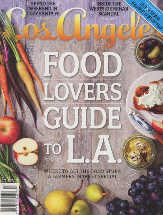 La Mag 2011 Cover