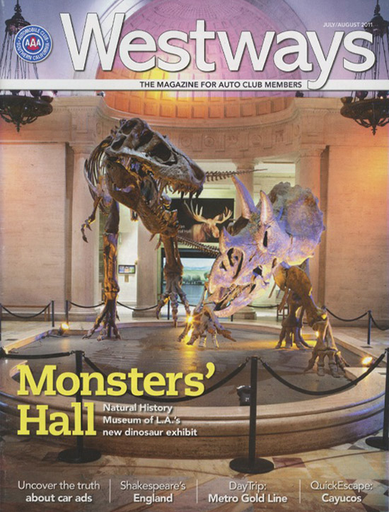Westways 2011 Cover